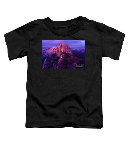Half Dome Glow Toddler T-Shirt