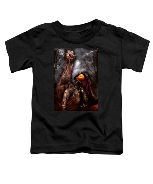 Halloween - The Headless Horseman Toddler T-Shirt
