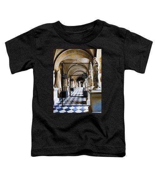 Halls Of Versailles Paris Toddler T-Shirt