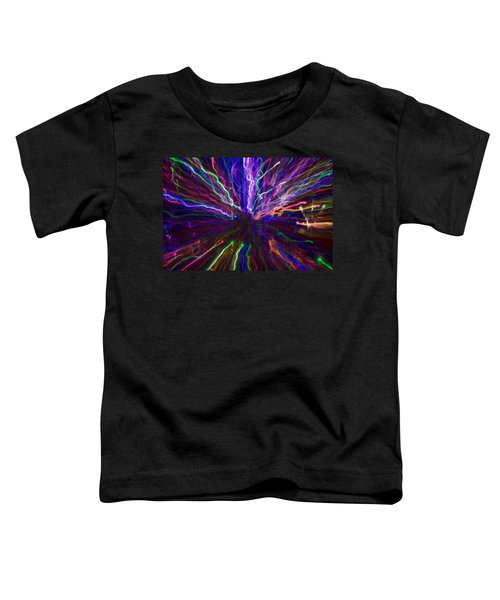 Happy Fourth Toddler T-Shirt