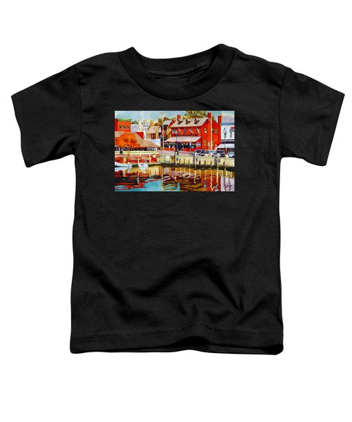 Harborfront Tavern Toddler T-Shirt