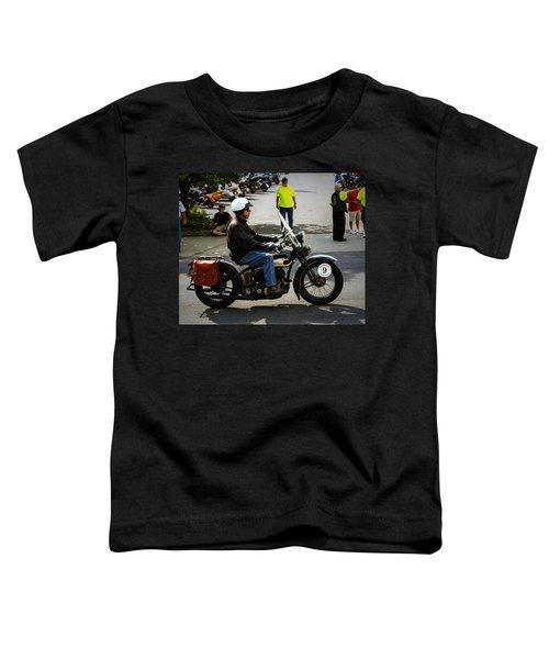 Harley 9 Toddler T-Shirt