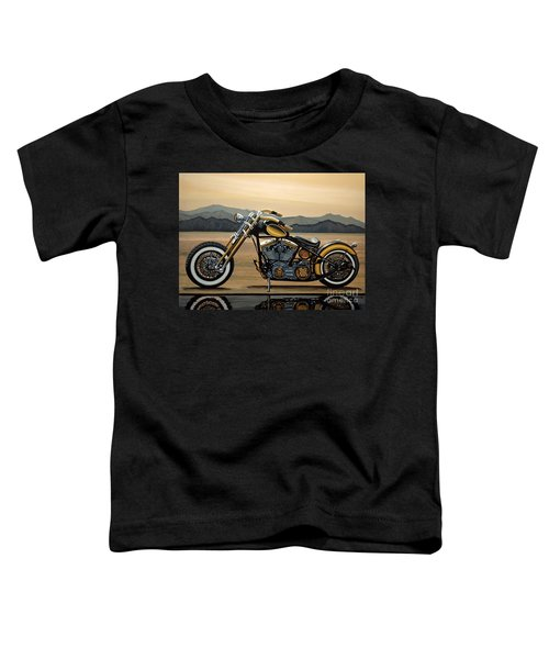 Harley Davidson Toddler T-Shirt