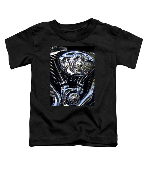 Harley Davidson 02 Toddler T-Shirt