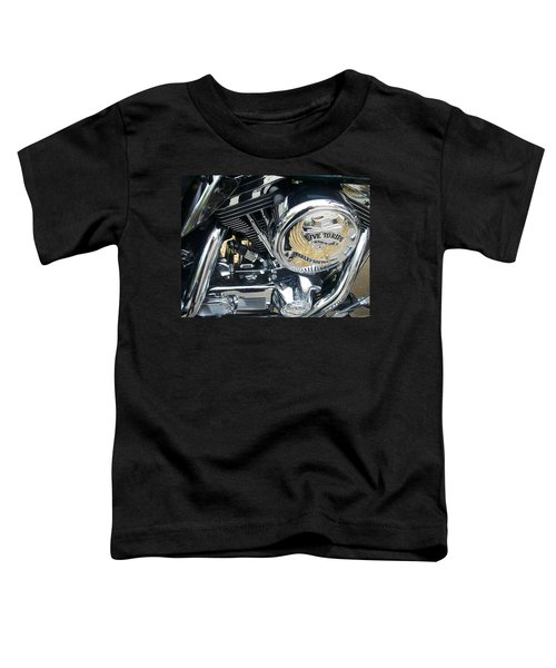 Harley Live To Ride Toddler T-Shirt