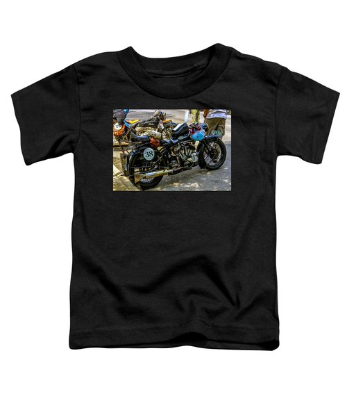 Harleys And Indians Toddler T-Shirt