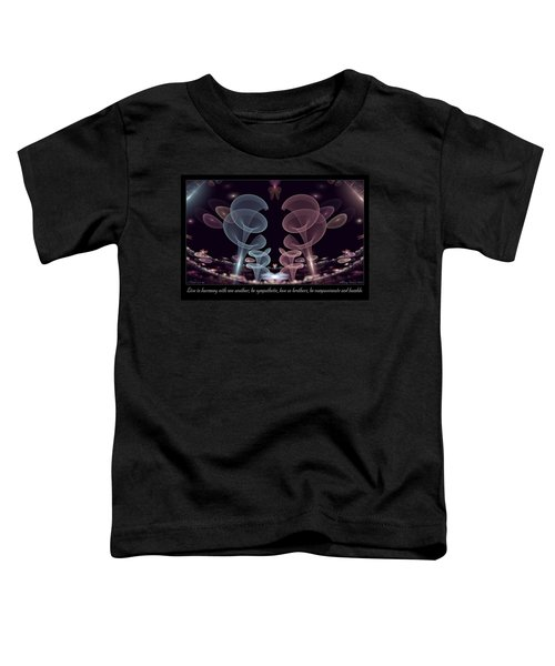 Harmony Toddler T-Shirt