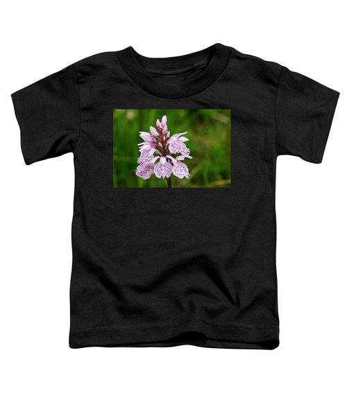 Heath Spotted Orchid Toddler T-Shirt