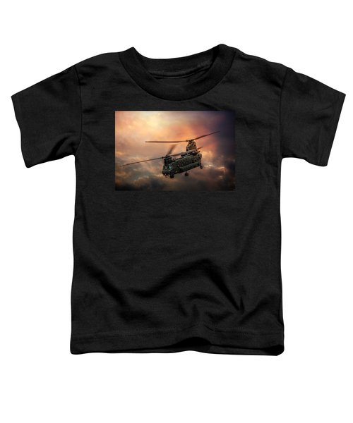 Heavy Metal Toddler T-Shirt