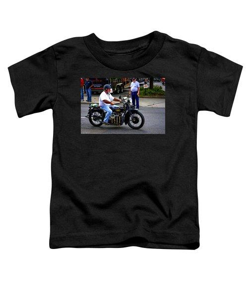 Henderson Four-banger Toddler T-Shirt