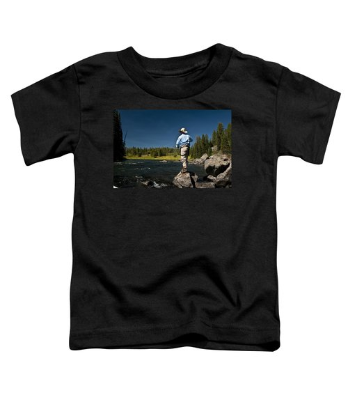 Henry's Fork Toddler T-Shirt
