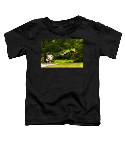 Hidden Down The Road Toddler T-Shirt