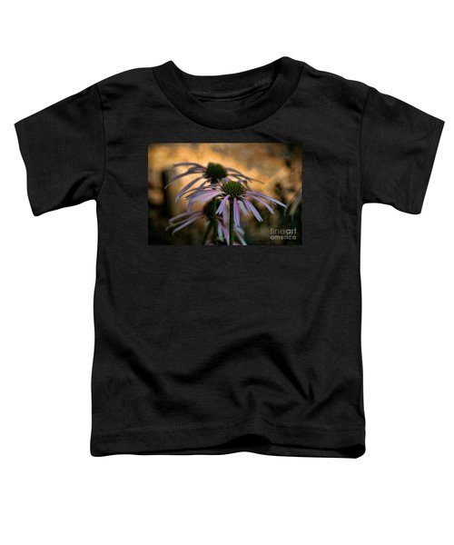 Hiding In The Shadows Toddler T-Shirt by Peggy Hughes