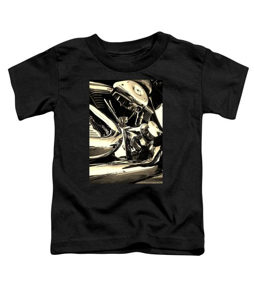 High And Mighty Toddler T-Shirt