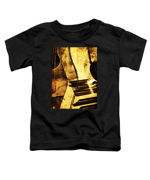 High On Music Toddler T-Shirt
