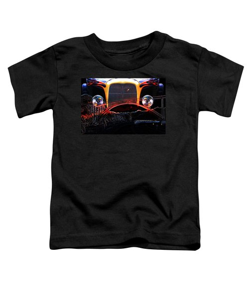Highway To Hell Toddler T-Shirt