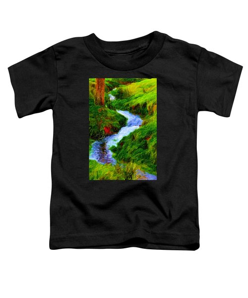 Hill And Rill Toddler T-Shirt