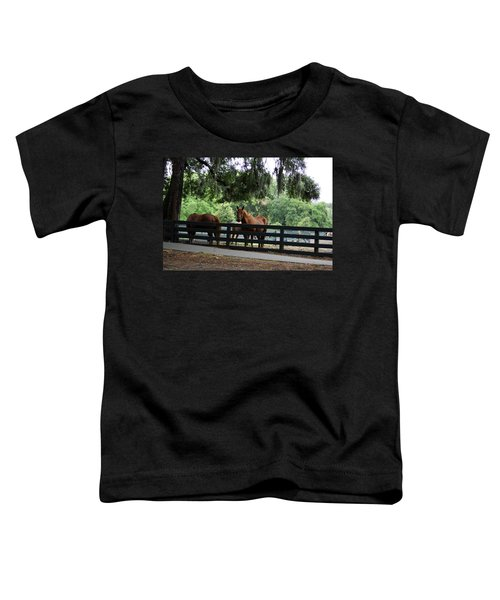Hilton Head Island Beauty Toddler T-Shirt