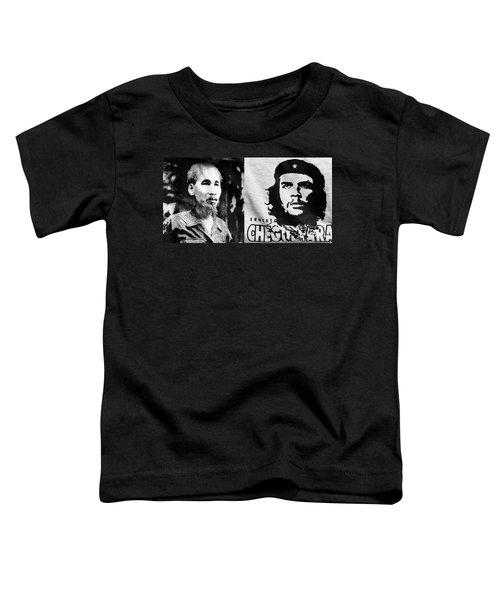 Ho Chi Minh And Che Guevara Toddler T-Shirt
