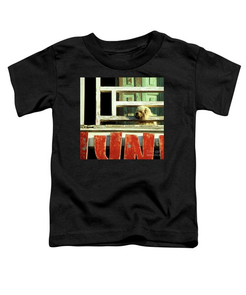 Hoi An Dog 02 Toddler T-Shirt