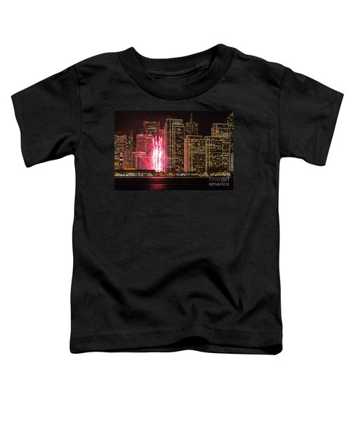 Holiday Lights Toddler T-Shirt