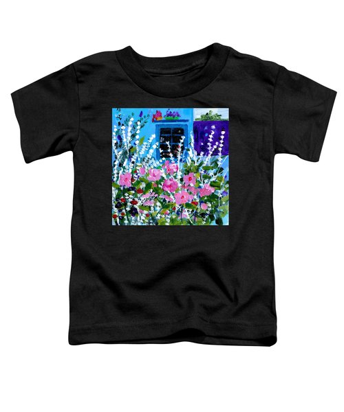 Hollyhock Alley  Toddler T-Shirt