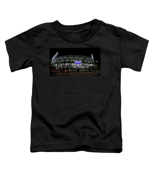 Home Of The Cleveland Indians Toddler T-Shirt