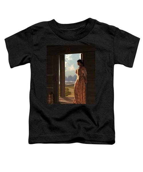 Homestead Woman Toddler T-Shirt