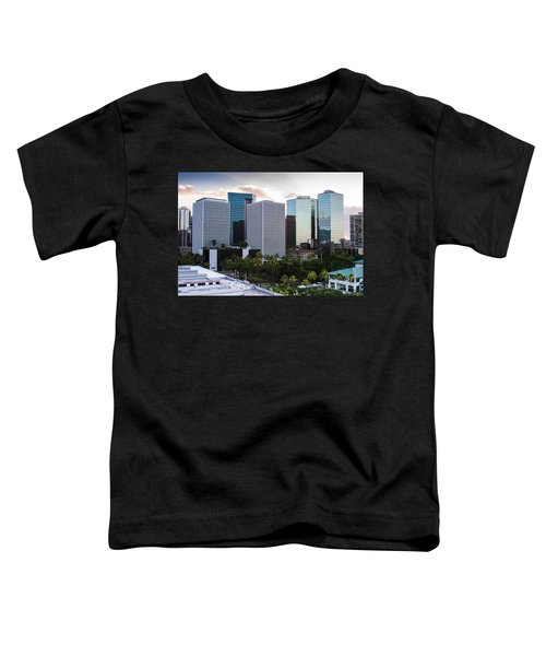 Honolulu Toddler T-Shirt