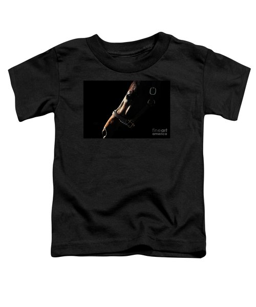 Horse In The Shadows Toddler T-Shirt