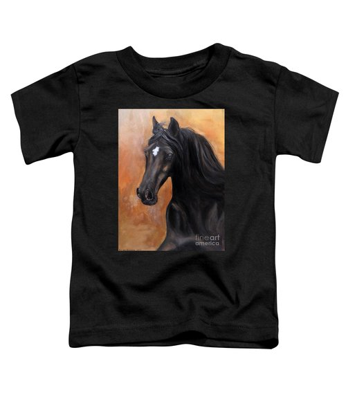 Horse - Lucky Star Toddler T-Shirt