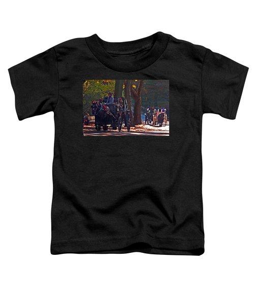 Horse Play Toddler T-Shirt