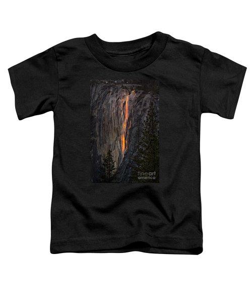 Horsetail Falls Toddler T-Shirt