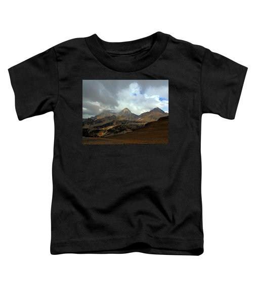 Hurricane Pass Toddler T-Shirt