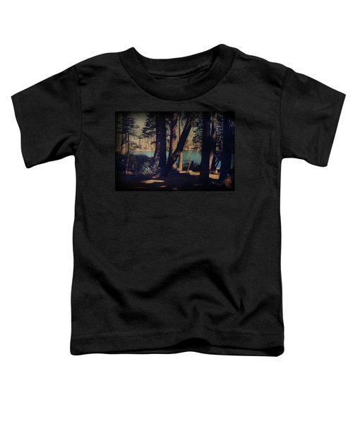 I Sit In The Shadows Toddler T-Shirt