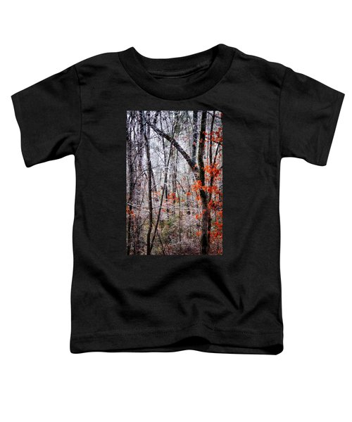 Ice Trees Toddler T-Shirt