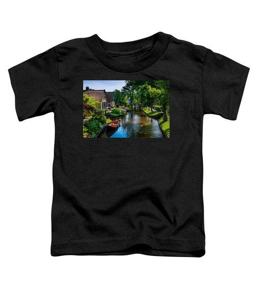 Idyllic Village 15. Venice Of The North Toddler T-Shirt