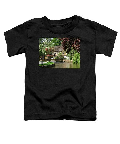 Idyllic Village Scene Toddler T-Shirt