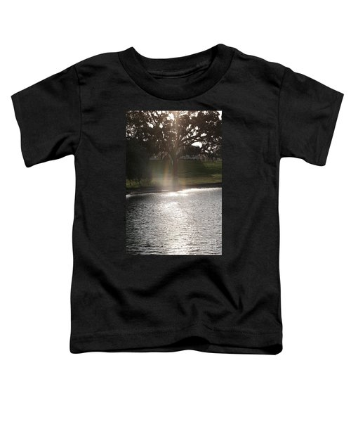 Illuminated Tree Toddler T-Shirt