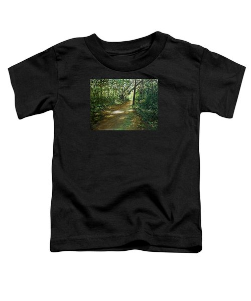 In And Out Of The Shadows Toddler T-Shirt