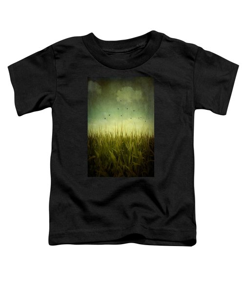 In The Field Toddler T-Shirt