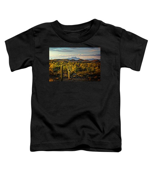 In The Golden Hour  Toddler T-Shirt