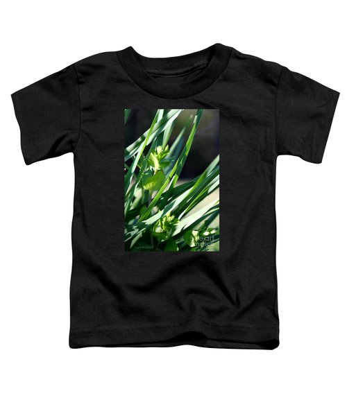 In The Grass Toddler T-Shirt