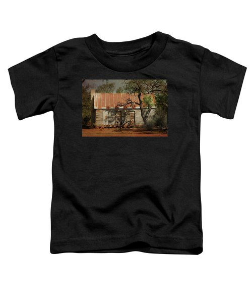 In The Shadow Of Time Toddler T-Shirt