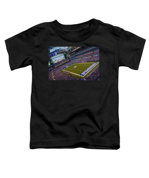Indianapolis And The Colts Toddler T-Shirt