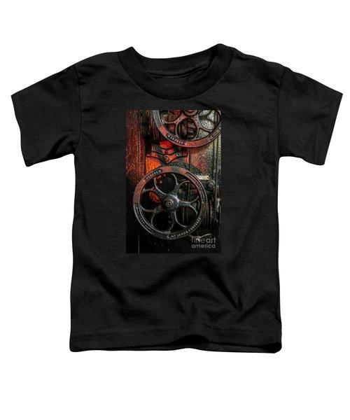 Industrial Wheels Toddler T-Shirt