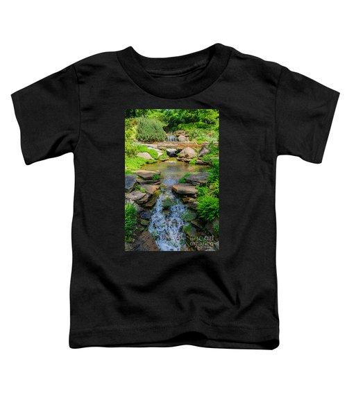 Inniswood Metro Park Photo Toddler T-Shirt