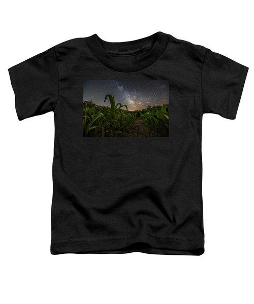 Iowa Corn Toddler T-Shirt