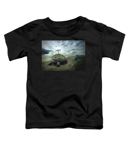 Iroquois Creation Story Toddler T-Shirt