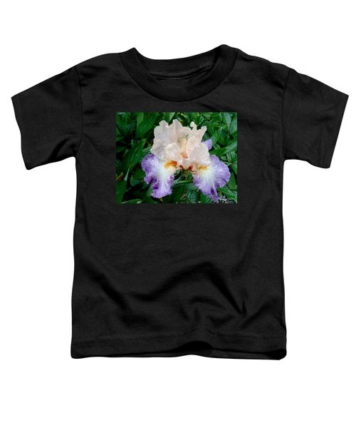 Irresistible Iris Toddler T-Shirt